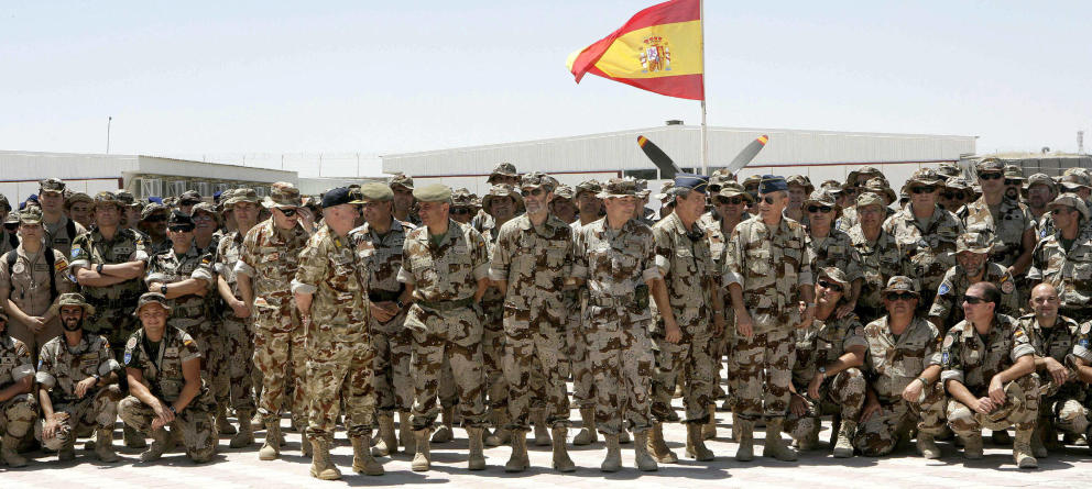 formation d u0026 39 espagnol militaire avec hol u00e0 espa u00f1a sur paris